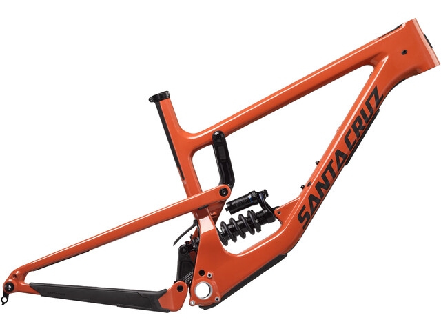 "Santa Cruz Nomad 4 CC DLX Coil Frame Set 27,5"" orange"